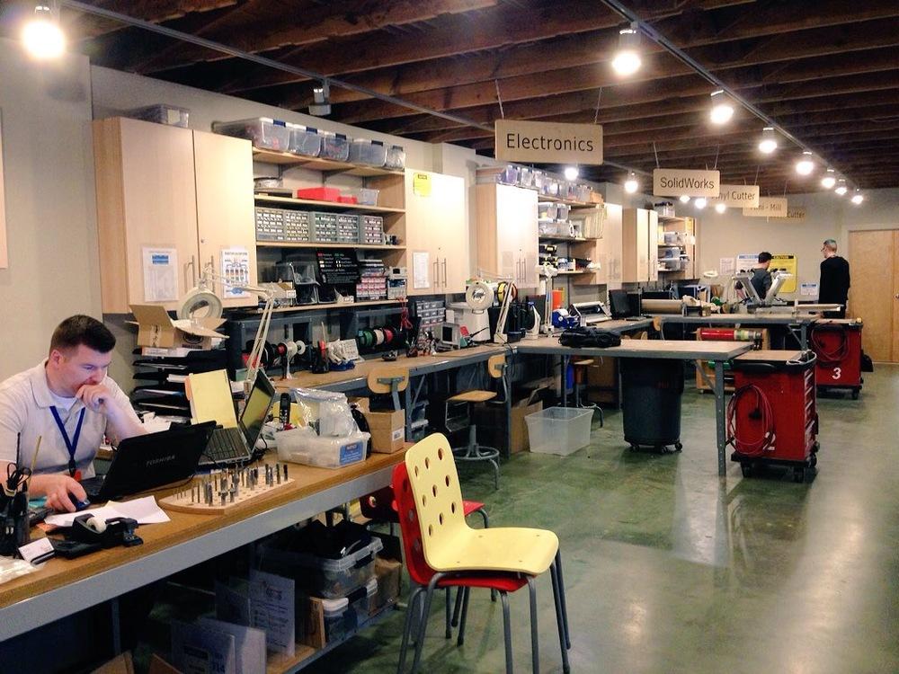Fab Lab Tulsa