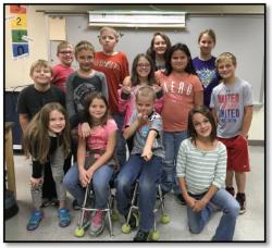 South Newton Elementary Robotics Team