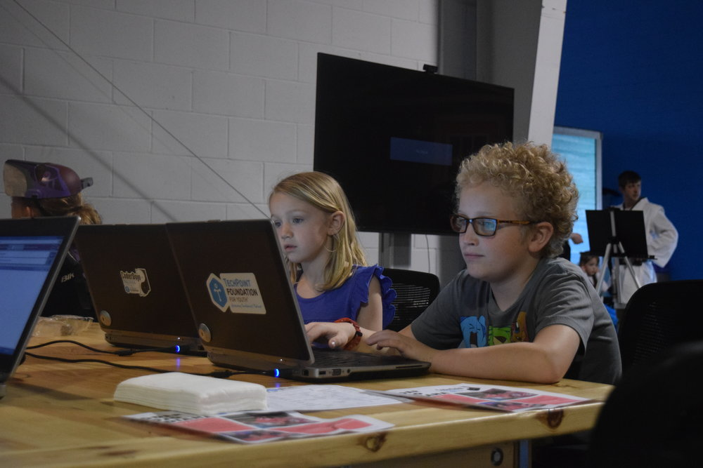 Star Wars Hour of Code activities were a big hit