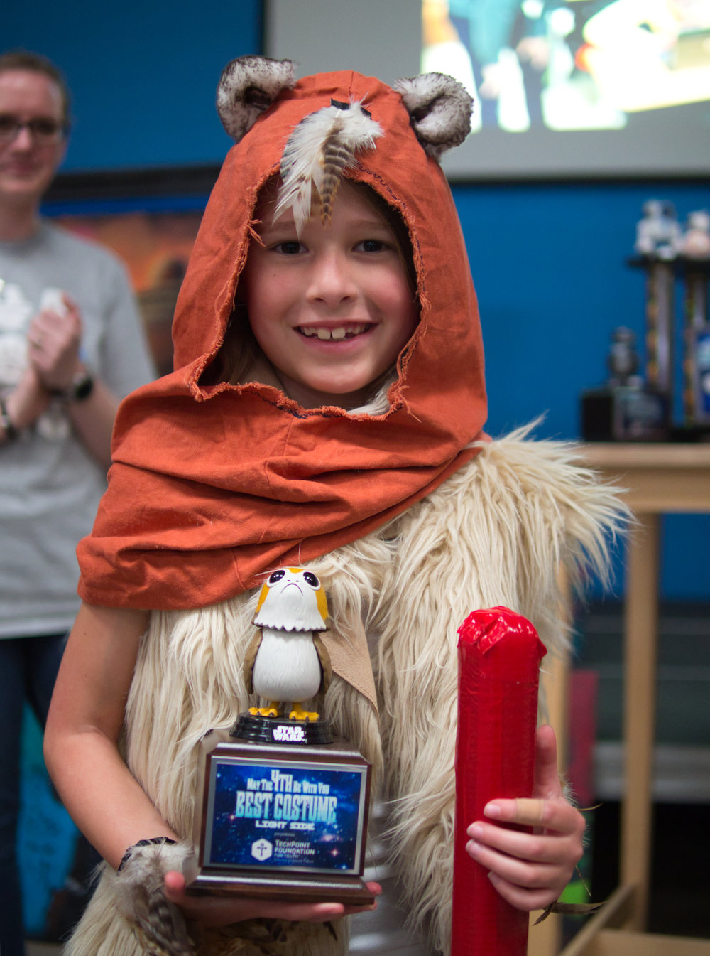 Best Costume - Light Side (child)