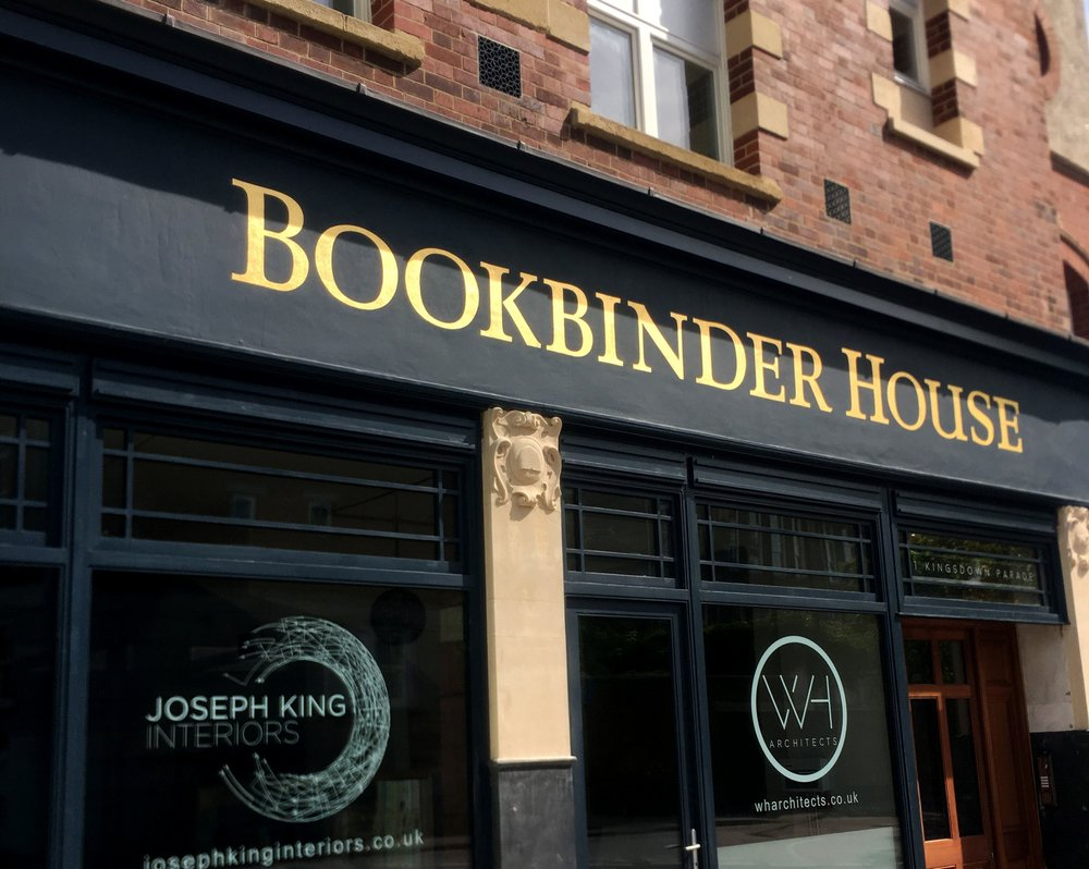 Bookbinder House, Bristol. 2018