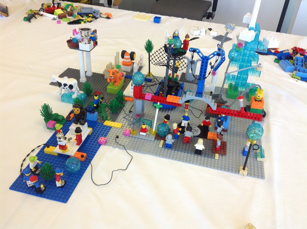 LEGO® SERIOUS PLAY® workshop