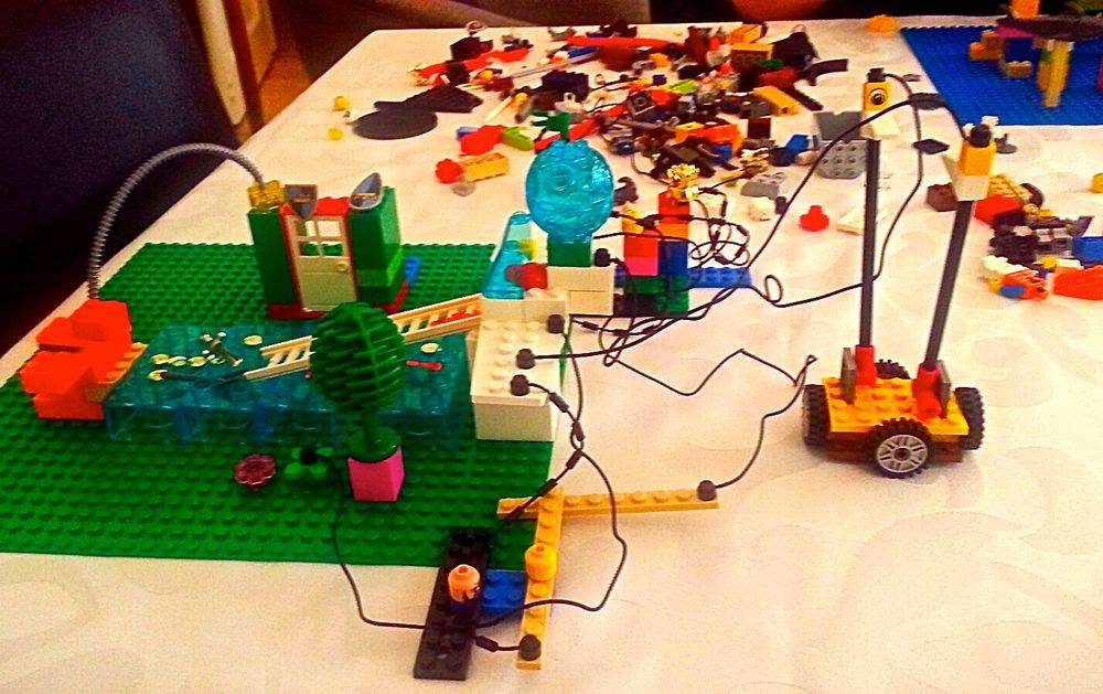Lego Group coaching