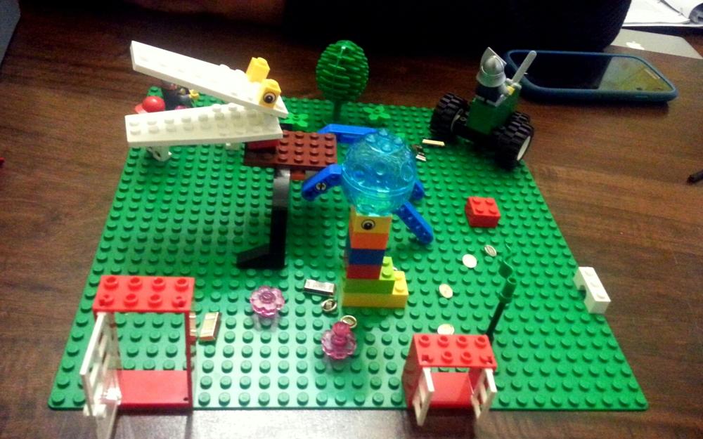 Lego coaching