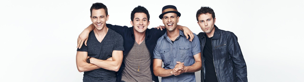 Band of Magicians featuring Justin Flom, Justin Willman, James Galea and Nate Staniforth