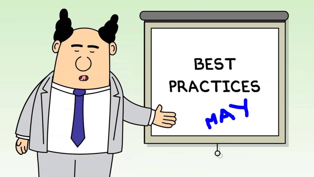 Dilbert best practices 1