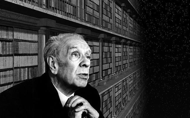 """""""Siempre imaginé que el Paraíso sería algún tipo de biblioteca""""."""