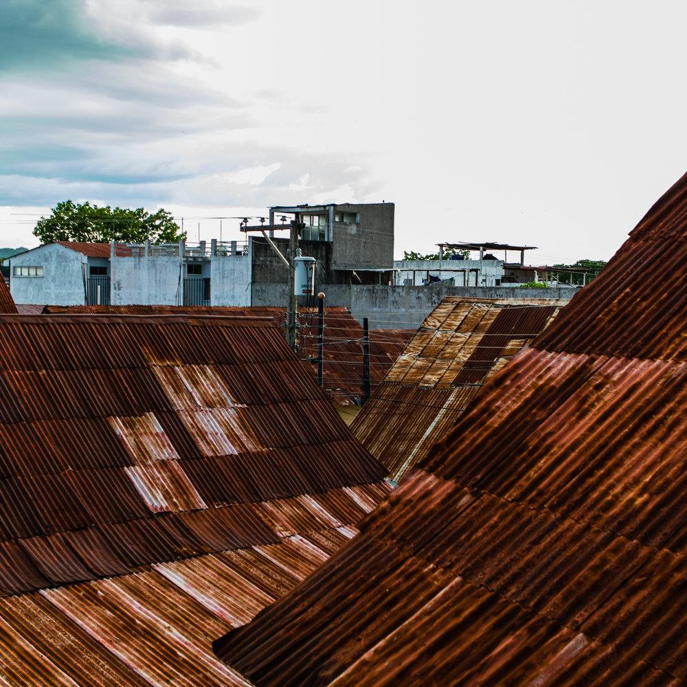 Techos en Belize City