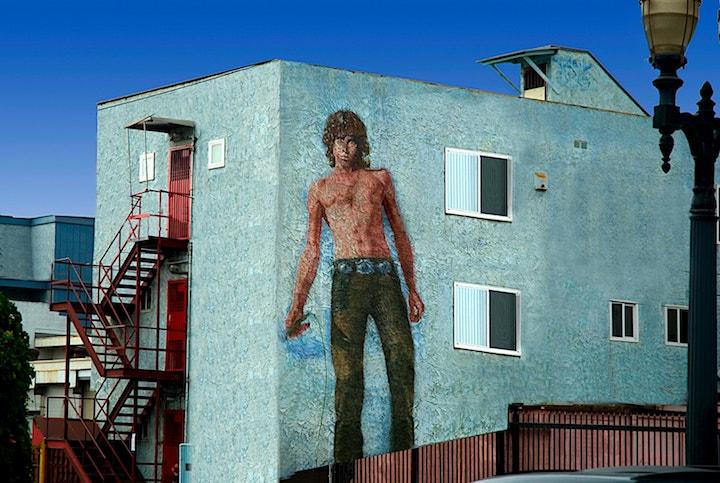 Jim Morrison, Venice Beach