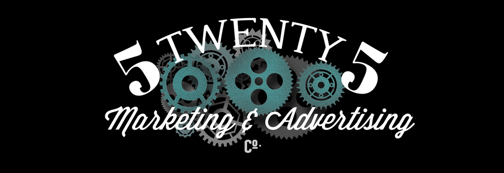 5twenty5 marketing and advertising logo