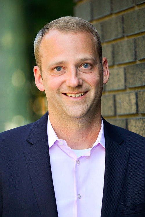 Jeff Foley, Managing Partner + Cofounder