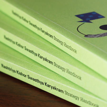 NAHS STRATEGY HANDBOOK  InfORMATION & EDITORIAL DESIGN