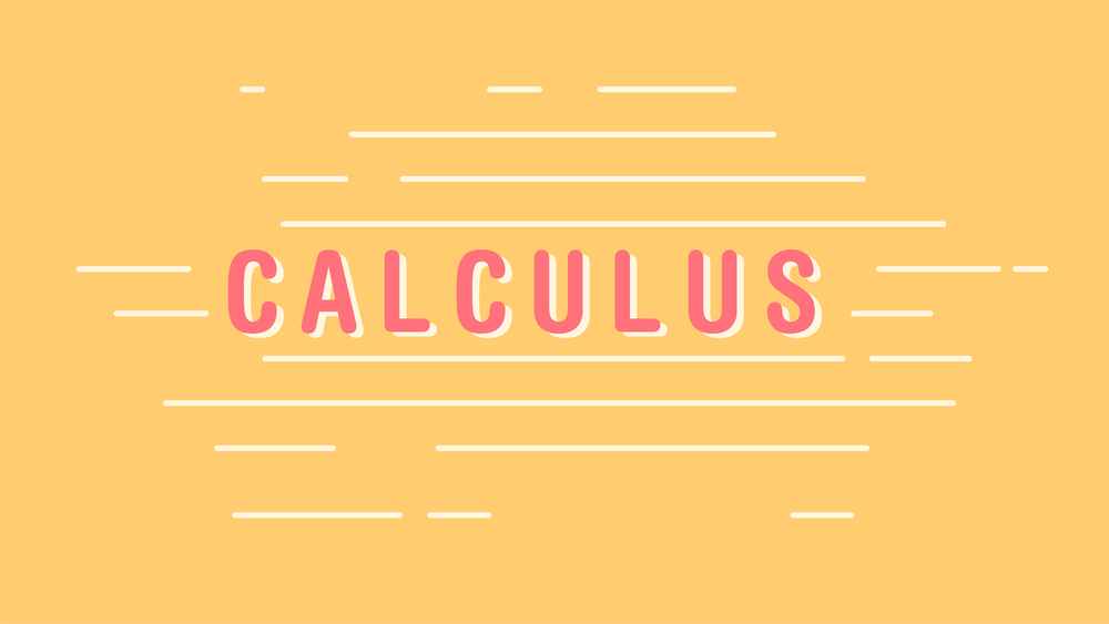 Bringing Clarity to Calculus  motion graphics