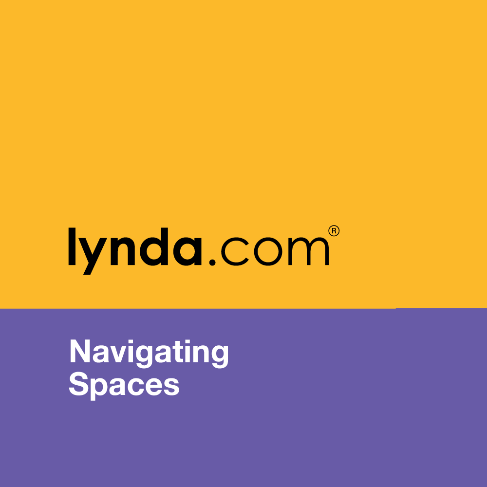 Navigating Lynda.com information archtecture