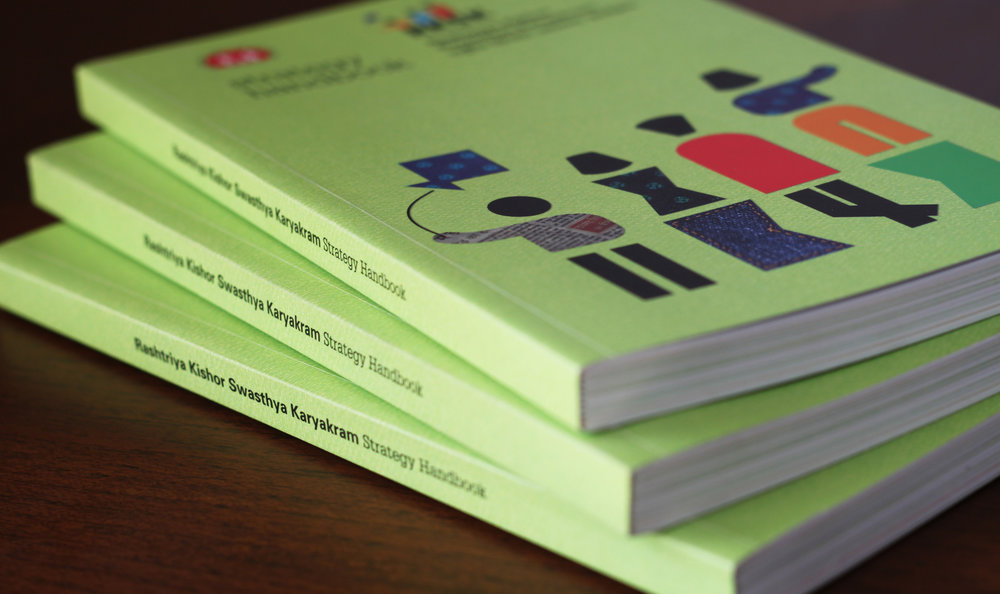 UNFPA STrategy Handbook  Information & Editorial Design