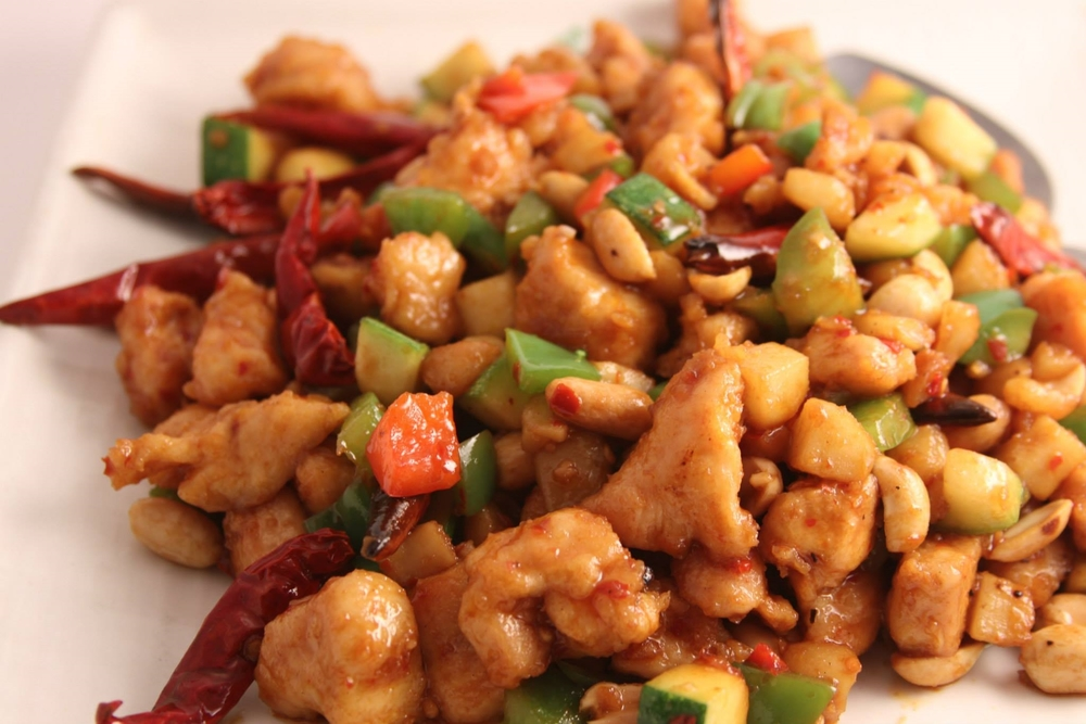KungPao Chicken