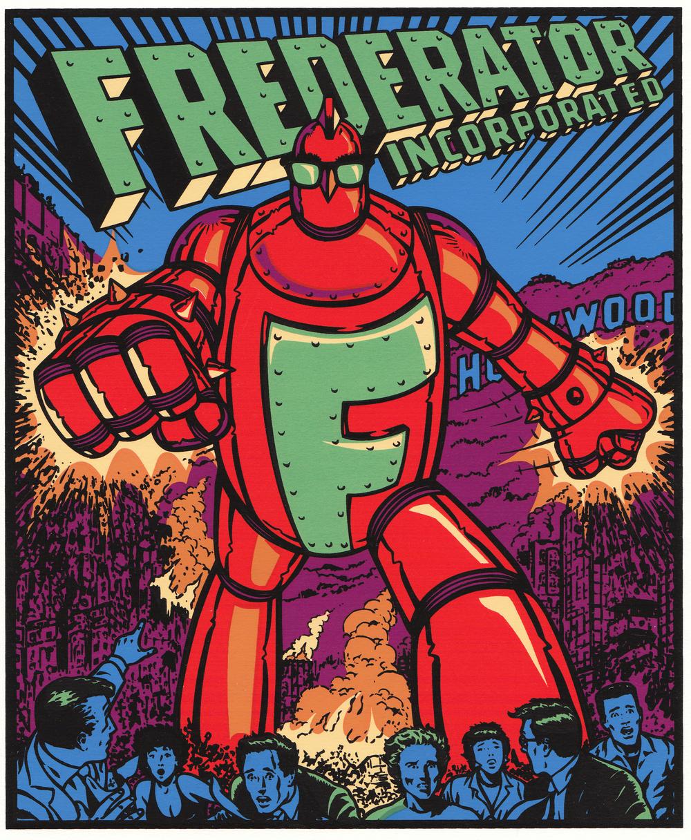 FREDERATOR MTV