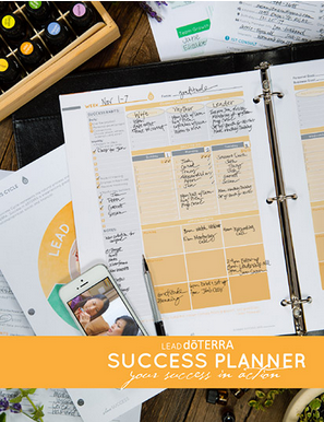 SUCCESS PLANNER - BUY A PRINTABLE DOWNLOAD