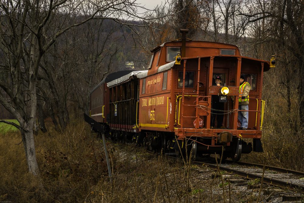 Catskill Mountain Railroad Caboose