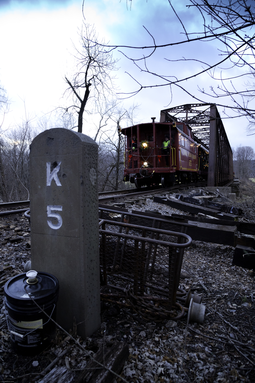 Catskill Mountain Railroad K5