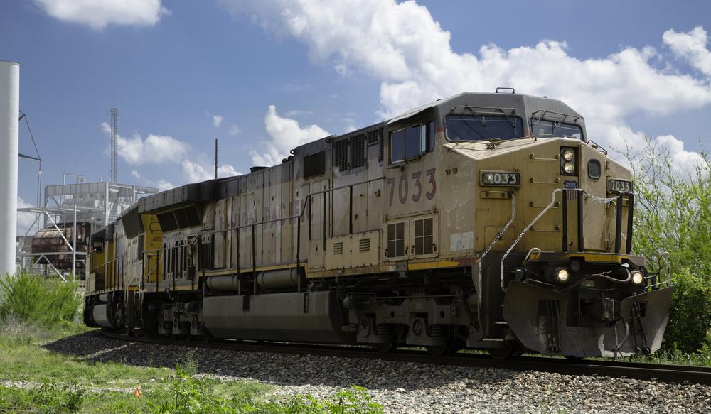 Union Pacific 7033