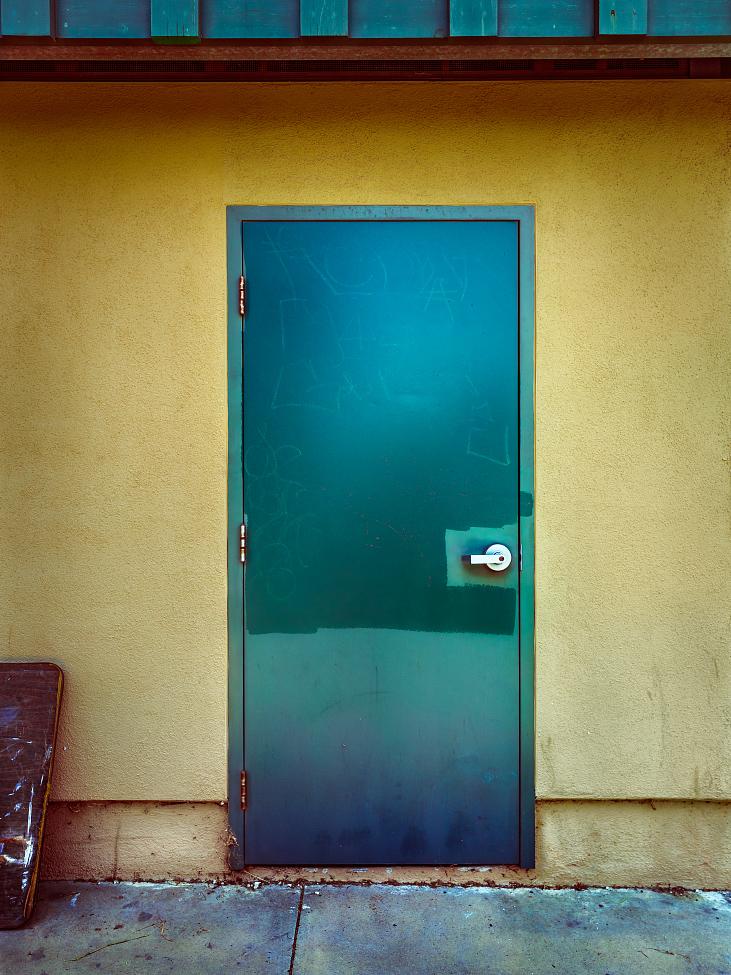 Teal Blue- Los Angeles, CA