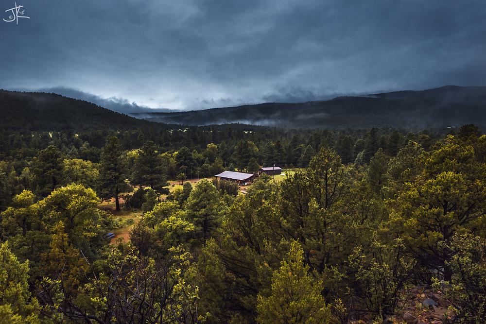 Foggy mountain breakdown.