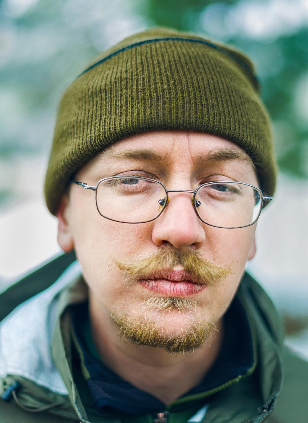 Caleb Jennings portrait Philmont Scout Ranch