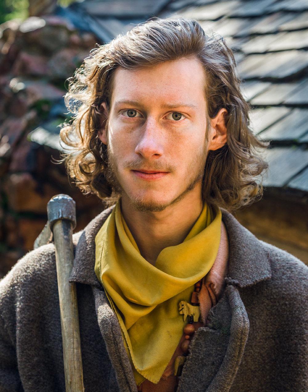 Zack Griffin Clear Creek portrait Philmont Scout Ranch