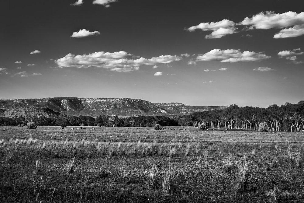 Buffalo Pasture Staff Parking Lot Philmont Scout Ranch Cimarron New Mexico