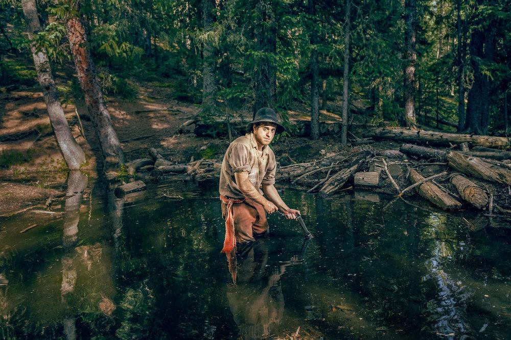 Eric Stollon Trapper Clear Creek Philmont Scout Ranch Cimarron New Mexico