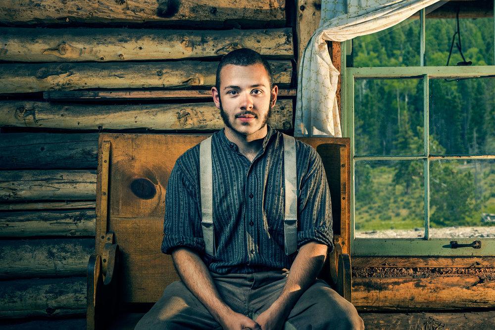 Aaron Schrek Rancher Crooked Creek Philmont Scout Ranch Cimarron New Mexico
