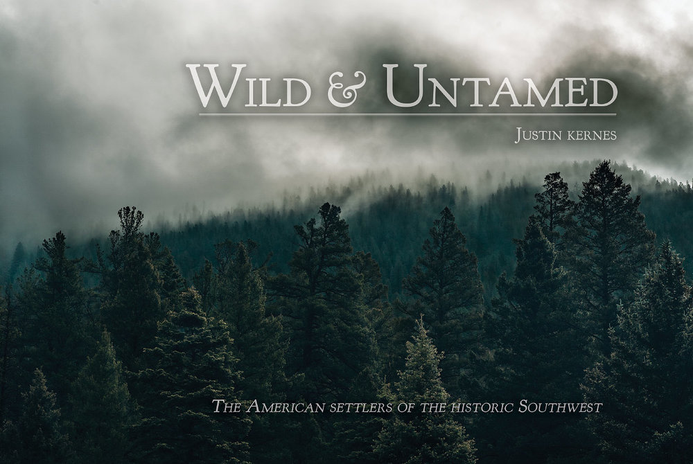 Wild and Untamed Title Black Mountain Philmont Scout Ranch Cimarron New Mexico