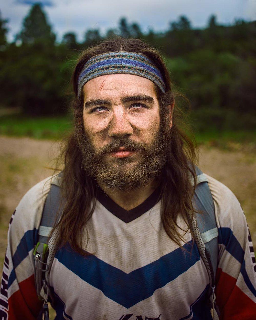 Jimmy Pierce Zastrow portrait Philmont Scout Ranch