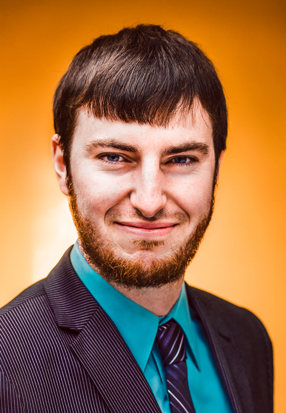 Blake Wilson head shot business portrait California