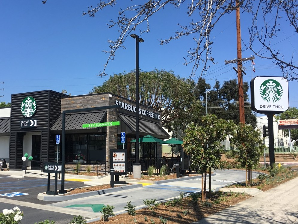 100% NNN leased Starbucks - 3241 N Figueroa St, Los Angeles, CA 90065100% NNN leased Starbucks Café and Drive-Thru - Rare 15-Year primary term Lease with Options - Dense Los Angeles location (between Dodgers Stadium, Downtown LA and Highland Park) - Location opened September 6, 2018 - S&P Rated A-Corporate Credit Tenant with Corporate Signature - Single tenant asset with minimal landlord obligations - High traffic location off of the 5 and 110 freeways - Indoor seating + patio area - Directly across from Florence Nightingale School - Highest density in Southern California - Located in