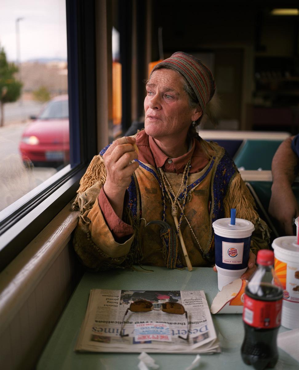 Burger King  © Adrain Chesser