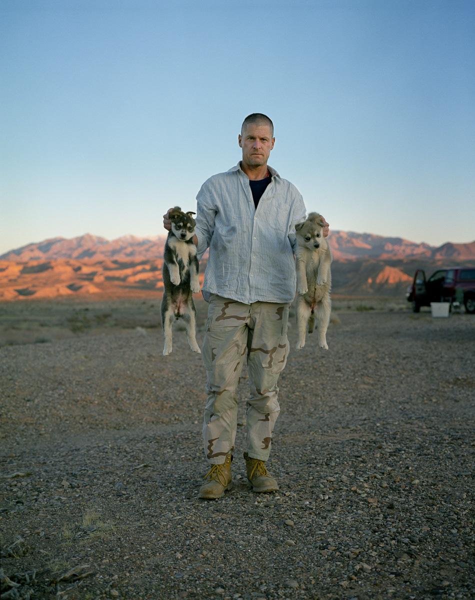 Wolf Pups  © Adrain Chesser