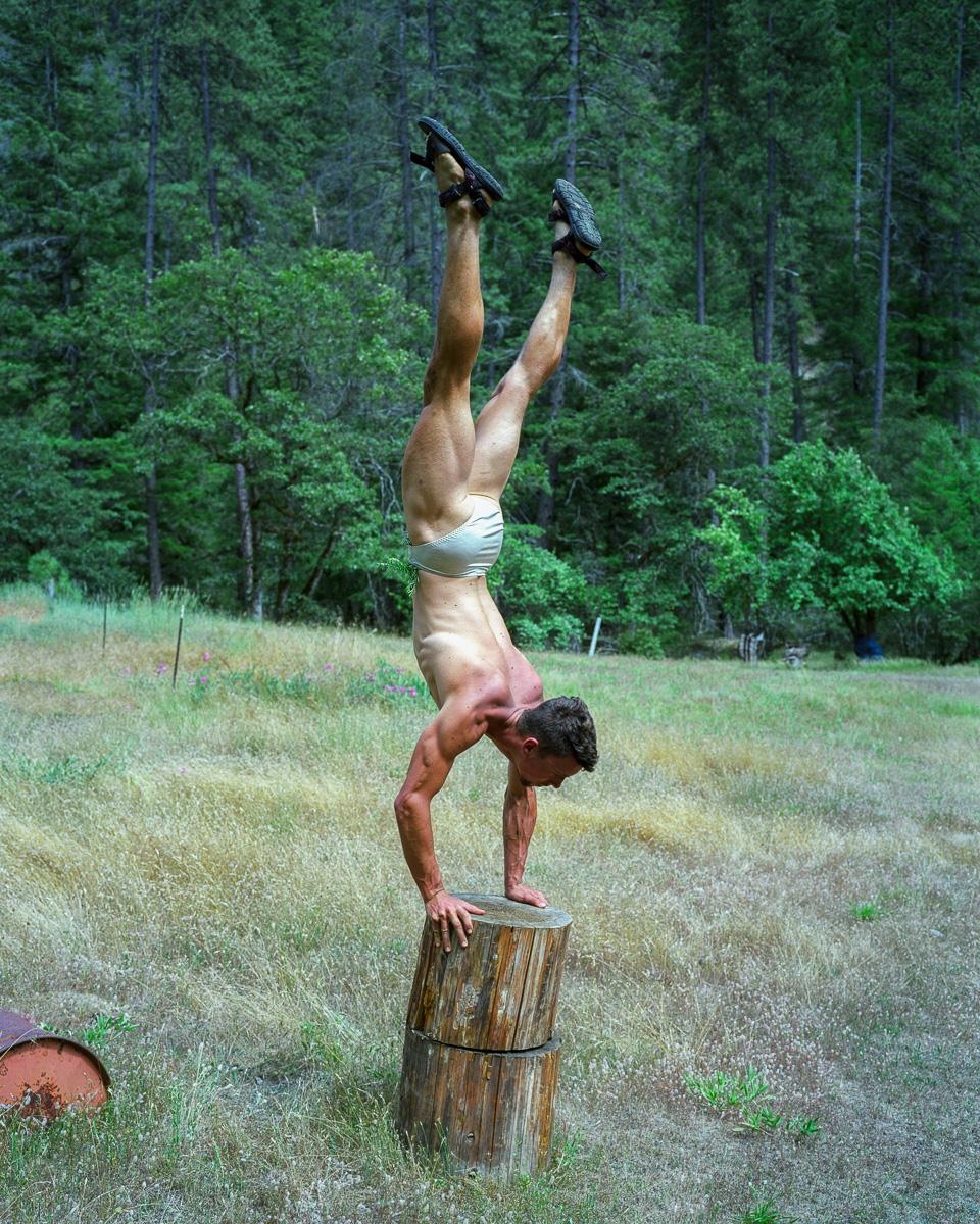 Handstand  © Adrain Chesser