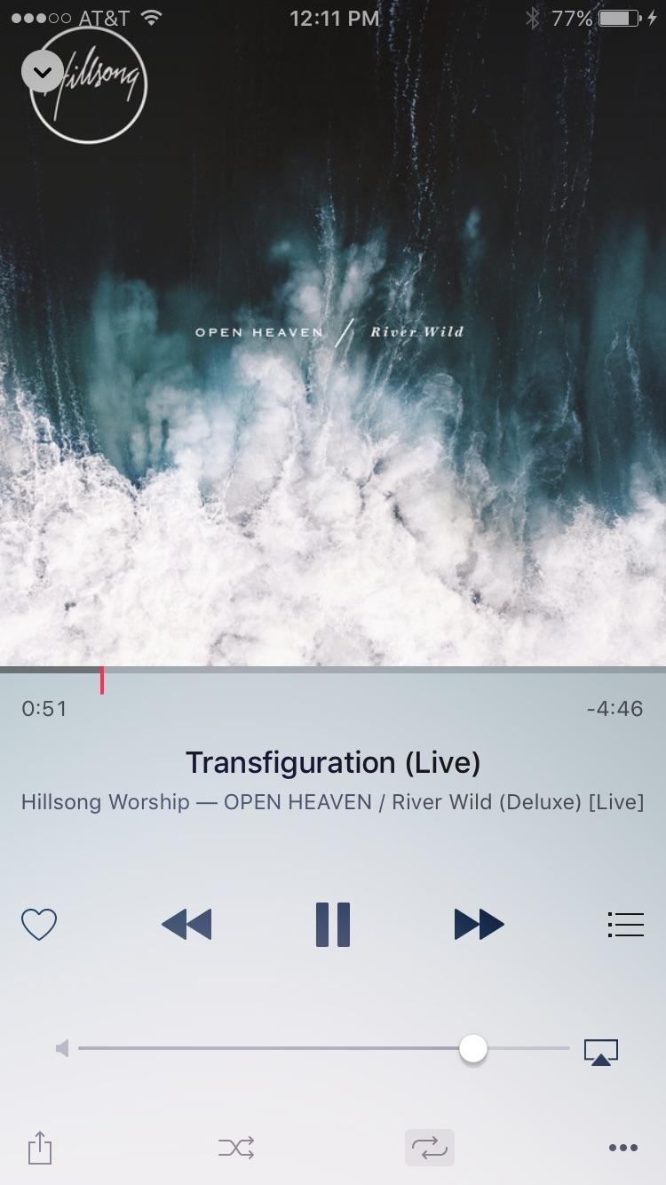 Hallelujah — Crowded Room