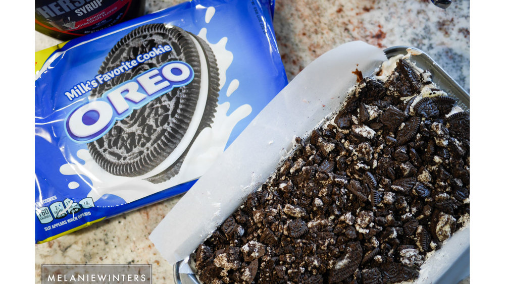 Because who doesn't love Oreos?