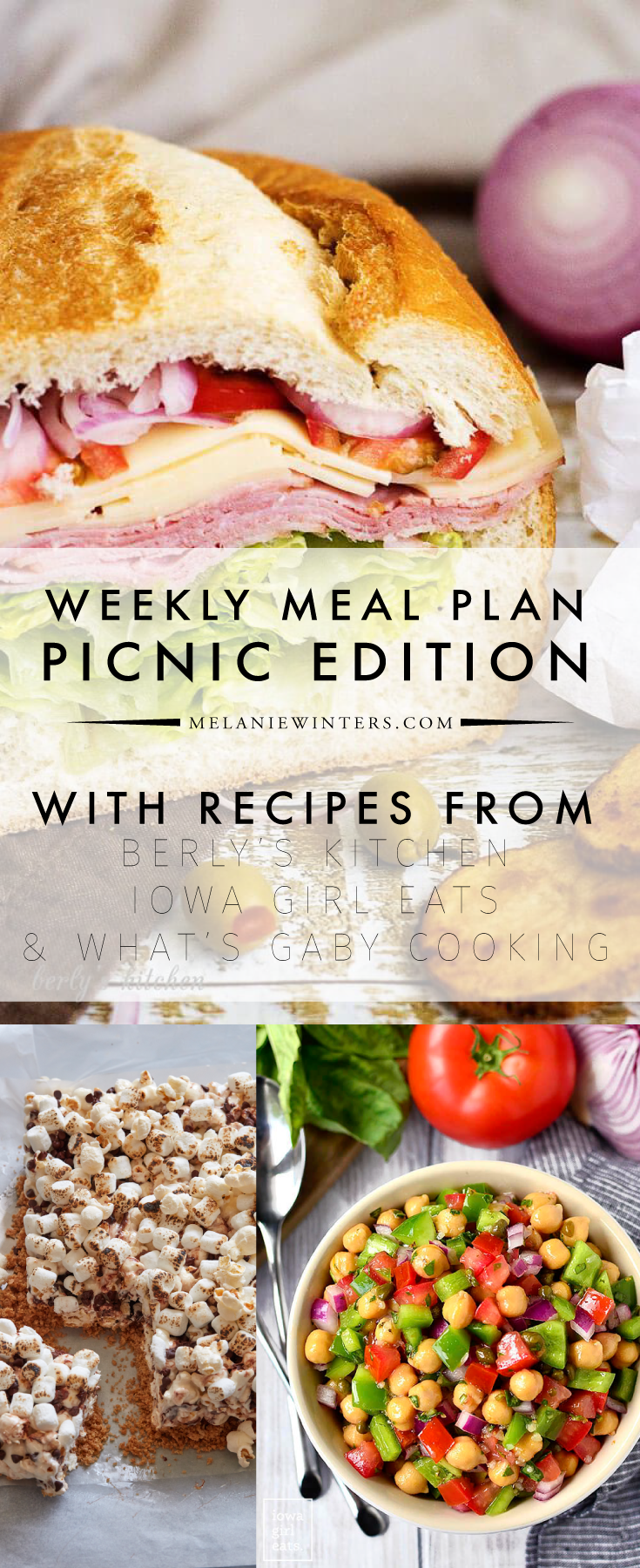 Less is more when it comes to outdoor picnics. Check out some of our favorite picnic ideas and recipes.
