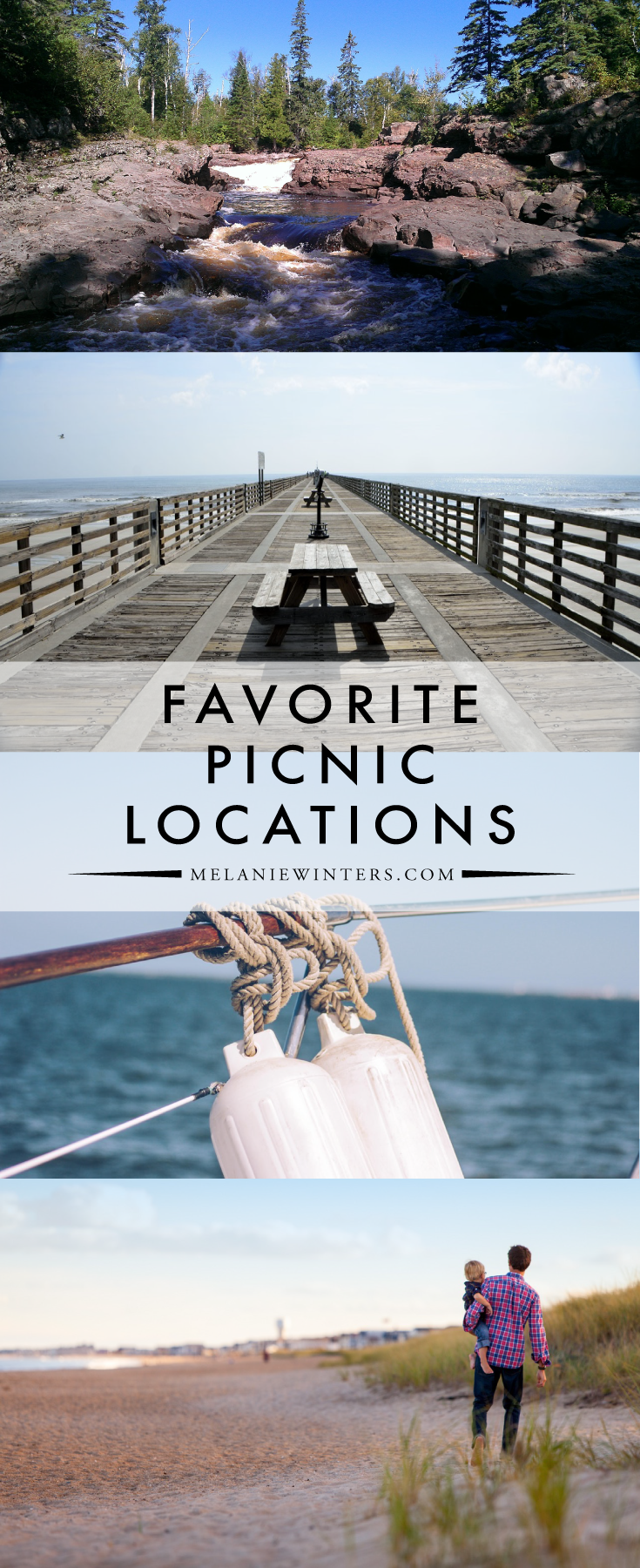 No matter where you're stationed, we've got some great picnic locations ready for you to discover!