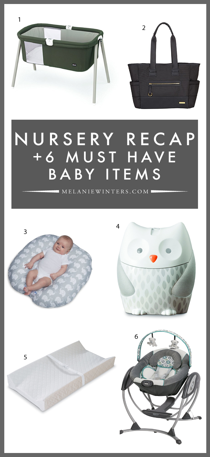 Babies don't need a whole lot right off the bat, but here our some of our favorites that you'll use starting day one!