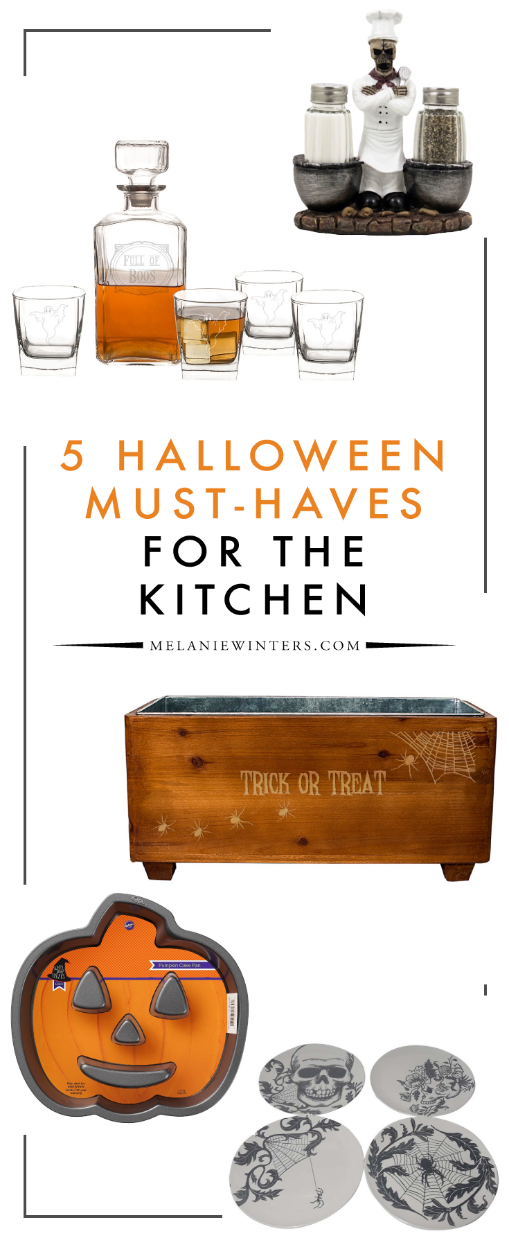 Take your Halloween game to the next level with these must-have items perfect for entertaining!