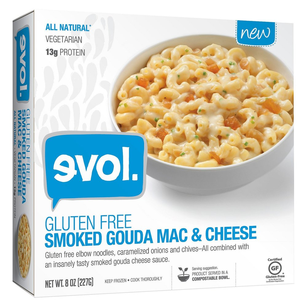 The EVOL brand has frozen GF meals figured out. This is one of my favorites.