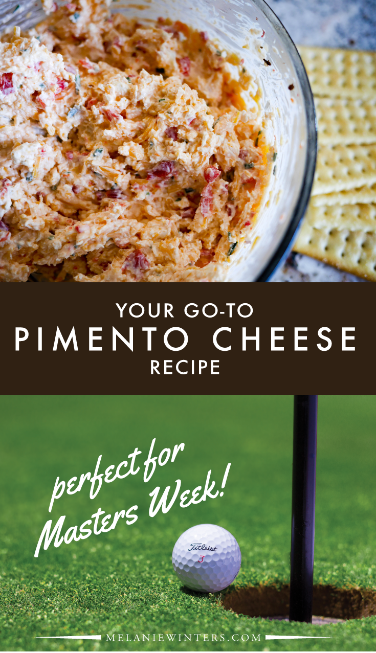 Make up a big batch of this southern staple just in time for golf's greatest tradition.