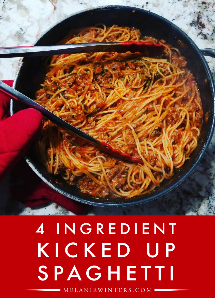 Tight on time but craving a hearty and delicious pasta night? This 4-ingredient fix will take that store-bought pasta sauce to the next level and let you enjoy a delicious Italian dinner in no time!