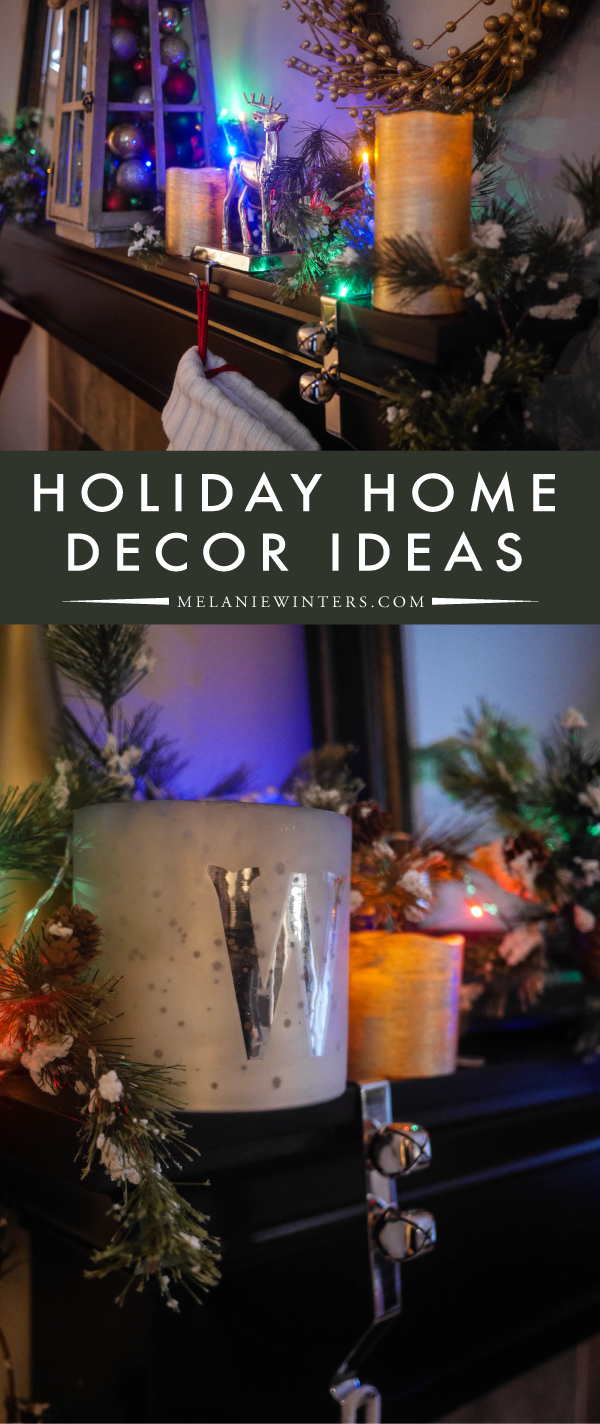 Get some Christmas decor inspo with this quick home tour highlighting some of my favorite holiday items!