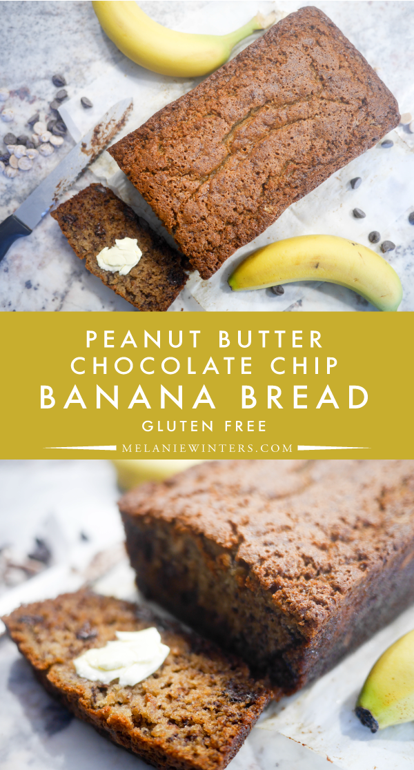 A gluten free banana bread that isn't grainy and dry?! Yup, you read it right! This super easy recipe makes the most moist, flavorful and decadent banana bread I've ever had - gluten free or not.